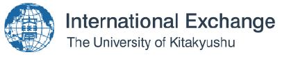 International Exchange The University of Kitakyushu